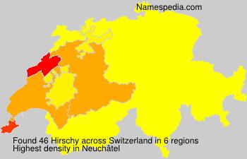 Hirschy