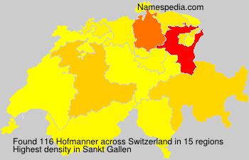 Hofmanner