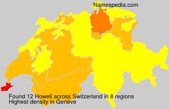Howell - Switzerland