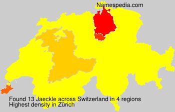 Jaeckle