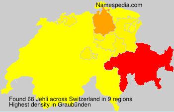 Jehli - Switzerland