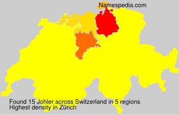 Johler