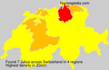 Julius - Switzerland