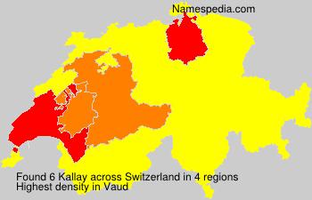 Kallay - Switzerland