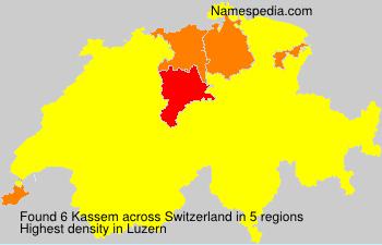 Kassem - Switzerland