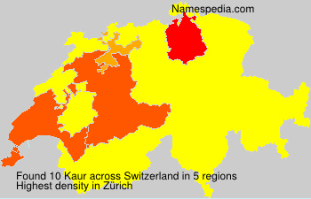 Kaur - Switzerland