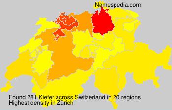 Kiefer - Switzerland