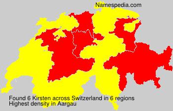 Kirsten - Switzerland