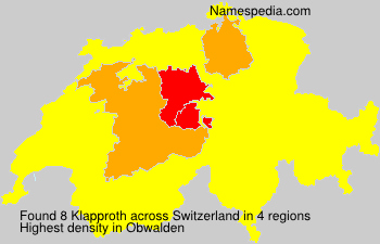 Klapproth