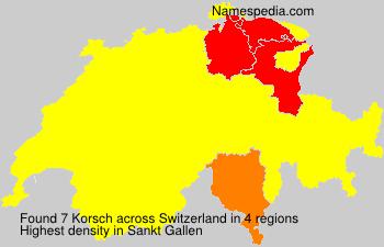 Korsch