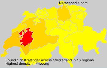 Krattinger