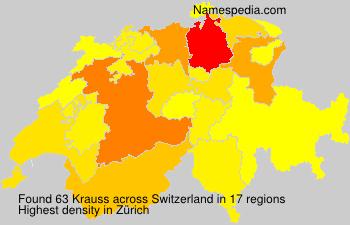 Krauss - Switzerland