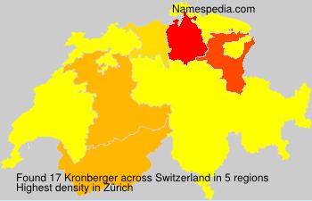 Kronberger - Switzerland