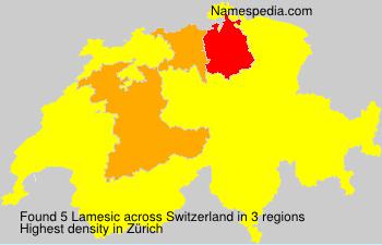 Lamesic