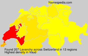 Lavanchy