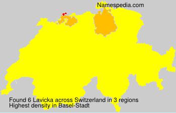 Lavicka