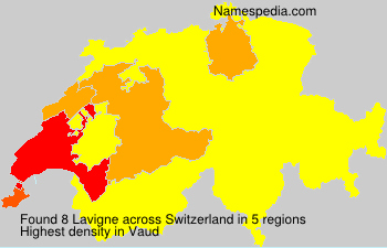 Lavigne - Switzerland