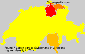 Leban - Switzerland