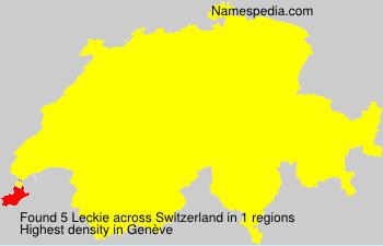 Leckie - Switzerland