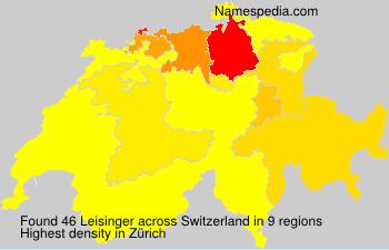 Leisinger