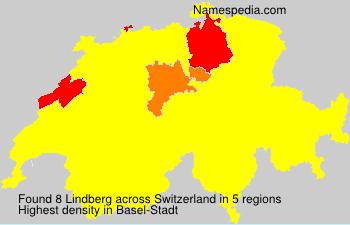 Lindberg - Switzerland