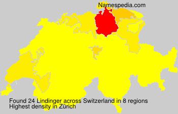 Lindinger