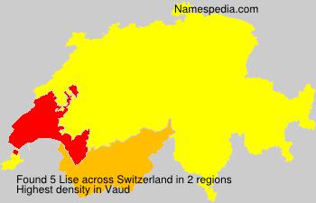 Lise - Switzerland