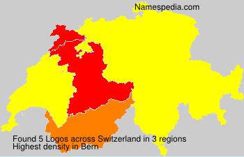 Surname Logos in Switzerland