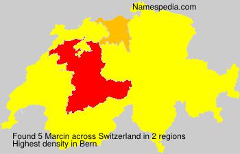 Marcin - Switzerland