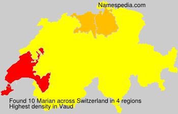 Marian - Switzerland