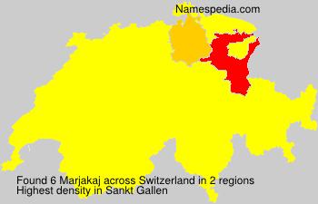 Marjakaj