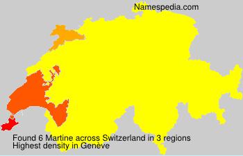 Martine - Switzerland
