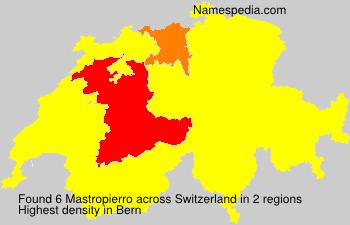 Mastropierro - Switzerland