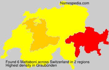 Mattaboni