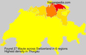 Maute