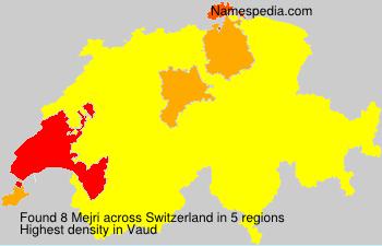 Mejri - Switzerland