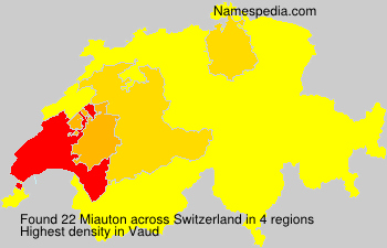Miauton - Switzerland
