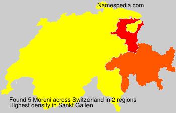 Moreni - Switzerland
