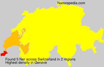 Familiennamen Ner - Switzerland