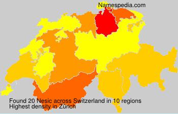 Nesic - Switzerland