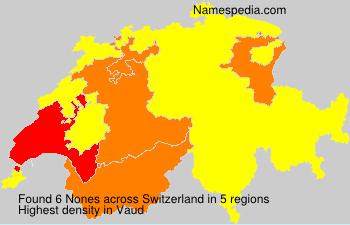 Nones - Switzerland