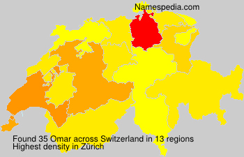 Omar - Switzerland