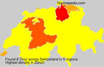 Onur - Switzerland