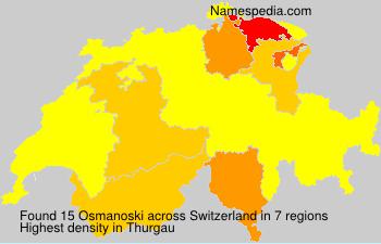 Osmanoski