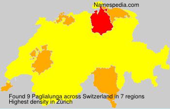 Paglialunga - Switzerland