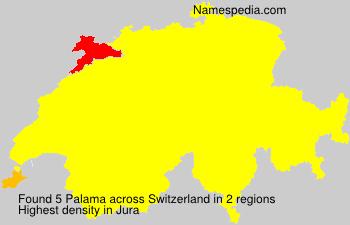 Palama - Switzerland