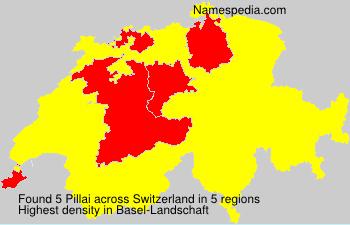 Pillai - Switzerland