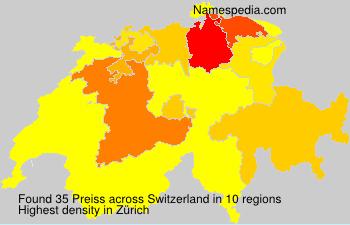Preiss - Switzerland
