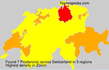 Prodanovic - Switzerland