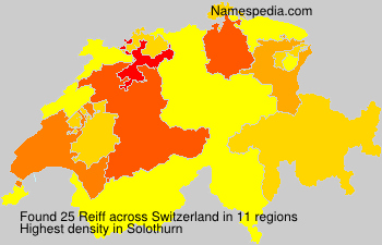 Reiff - Switzerland